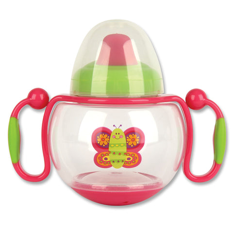 Butterfly Sippy Cup