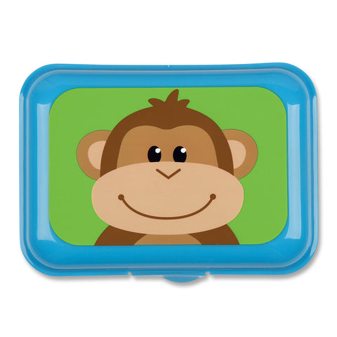 Stephen Joseph Kids Monkey Snack Box