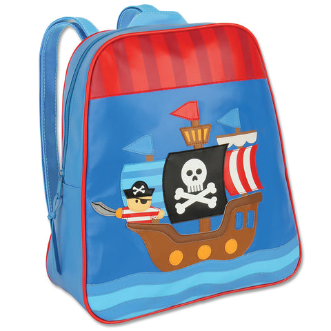 Stephen Joseph Kids Pirate Go Go Backpack