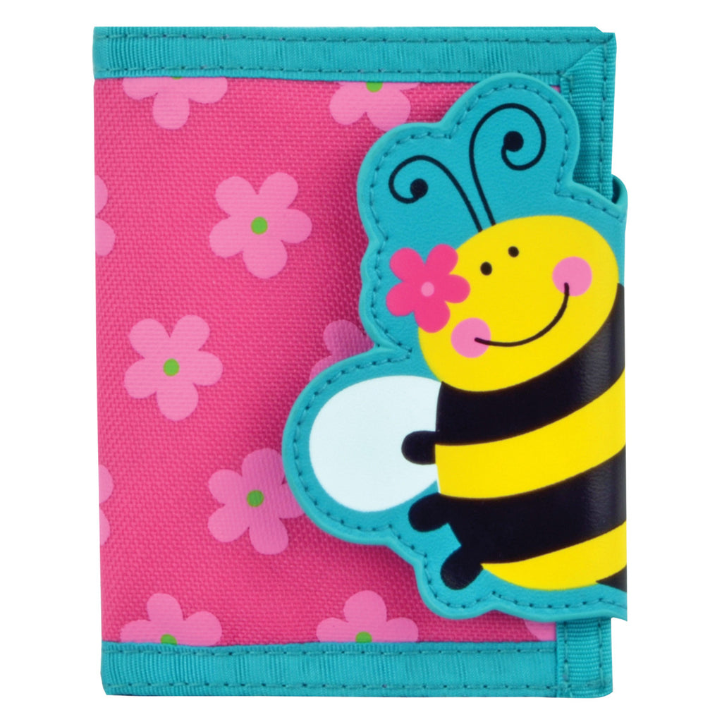 Stephen Joseph Kids Bee Wallet