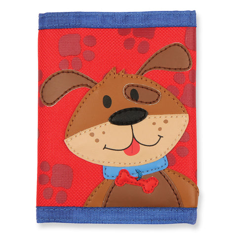 Stephen Joseph Kids Dog Wallet