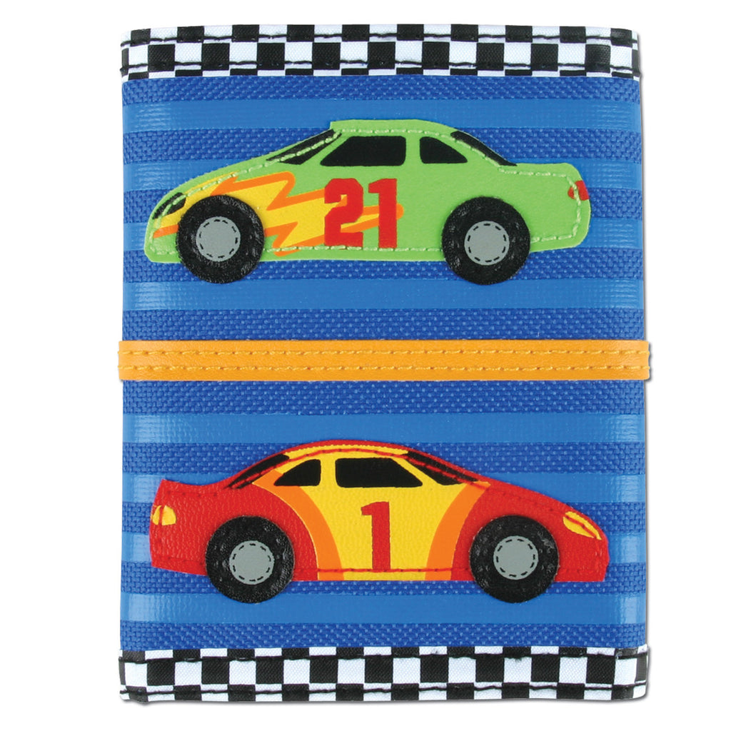 Stephen Joseph Kids Race Car Wallet