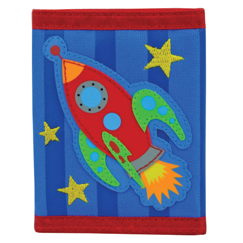 Stephen Joseph Kids Space Wallet
