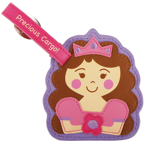 Stephen Joseph Kids Princess Luggage Tag
