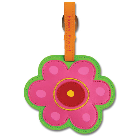 Stephen Joseph Kids Flower Luggage Tag