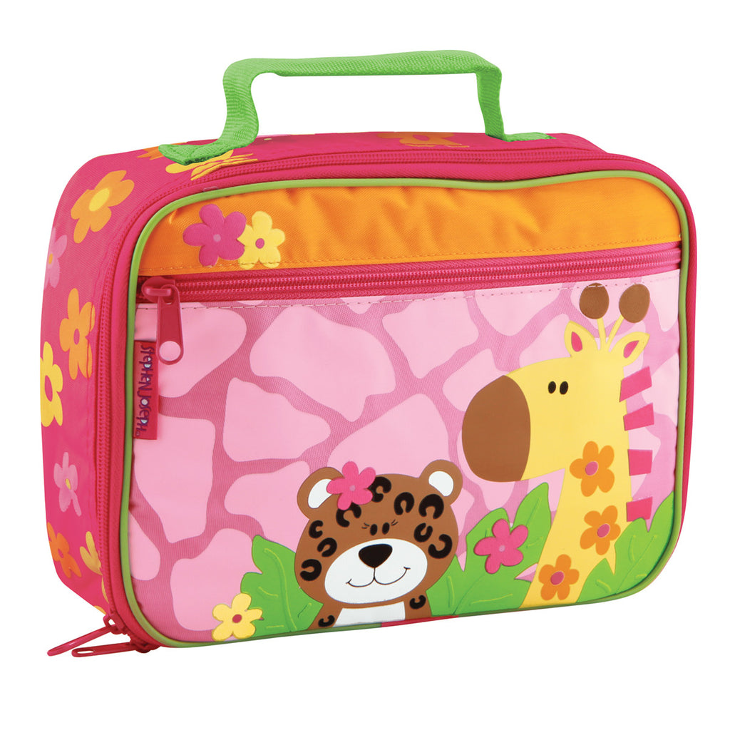 Zoo Girl Lunch Box