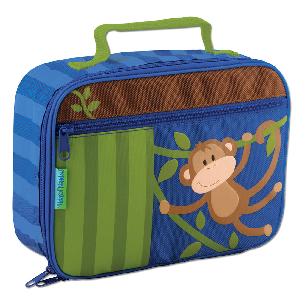 Stephen Joseph Kids Monkey Lunch Box