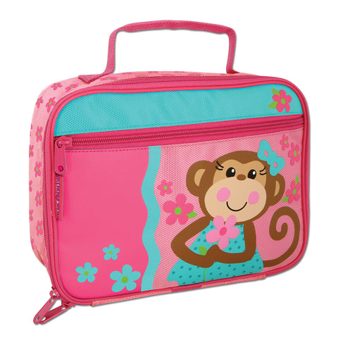 Monkey Girl Lunch Box
