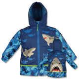 Shark Raincoat Size 4/5
