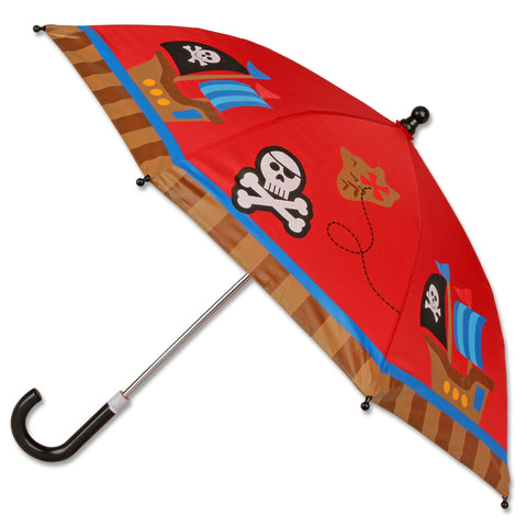 Stephen Joseph Kids Pirate Umbrella