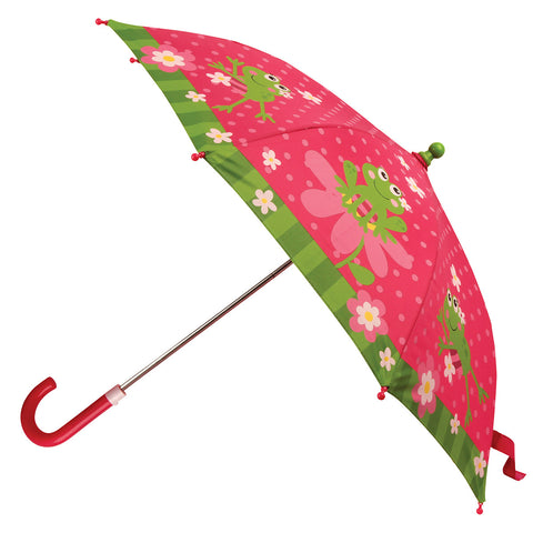 Stephen Joseph Kids Frog Girl Umbrella