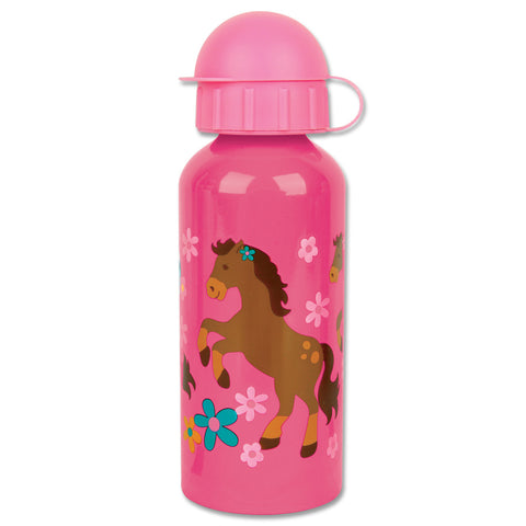 Stephen Joseph Kids Horse Girl Drink Bottle