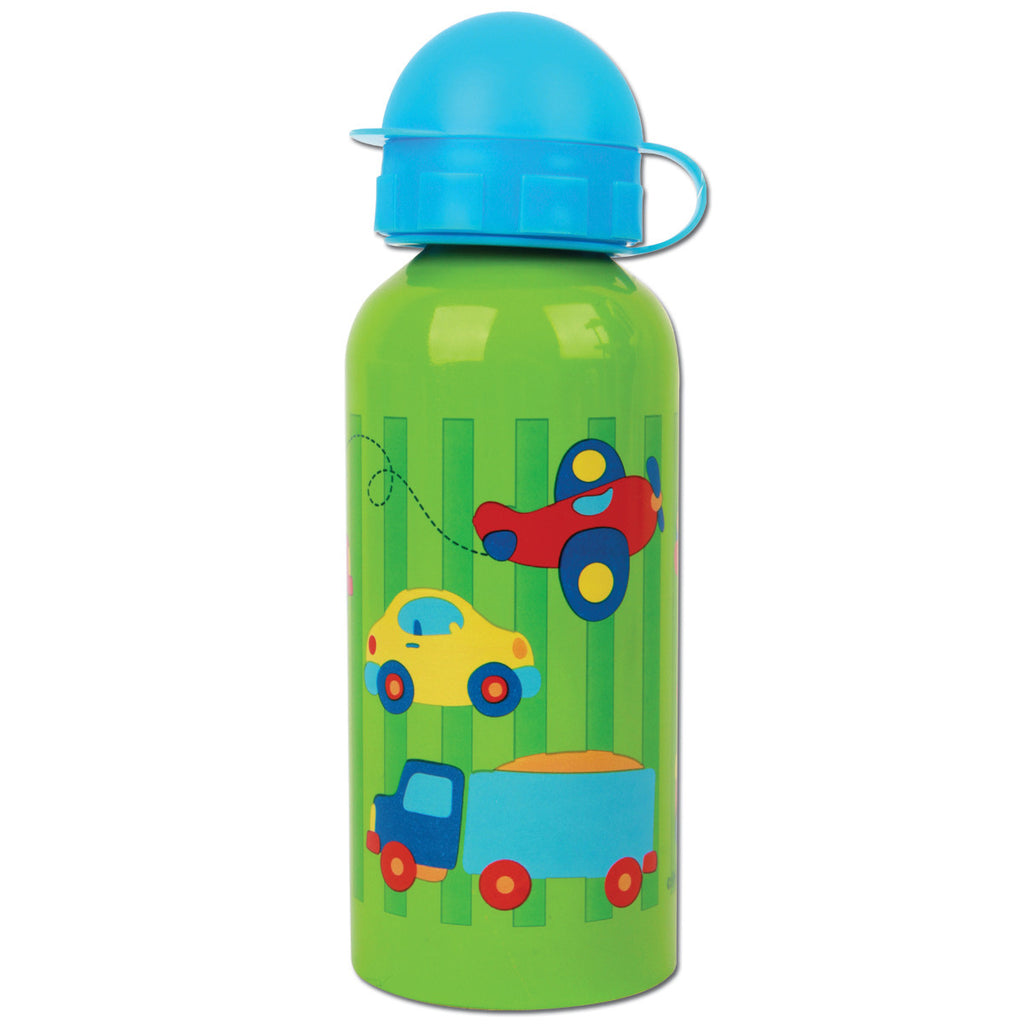 Stephen Joseph Kids Transportation Drink Bottle