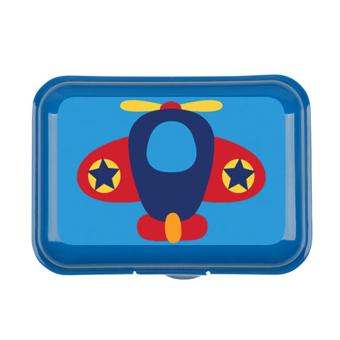 Stephen Joseph Kids Aeroplane Snack Box