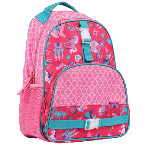 Stephen Joseph Kids Princess All Over Print Backpack