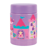 Stephen Joseph Kids Princess Hot and Cold Food Thermos