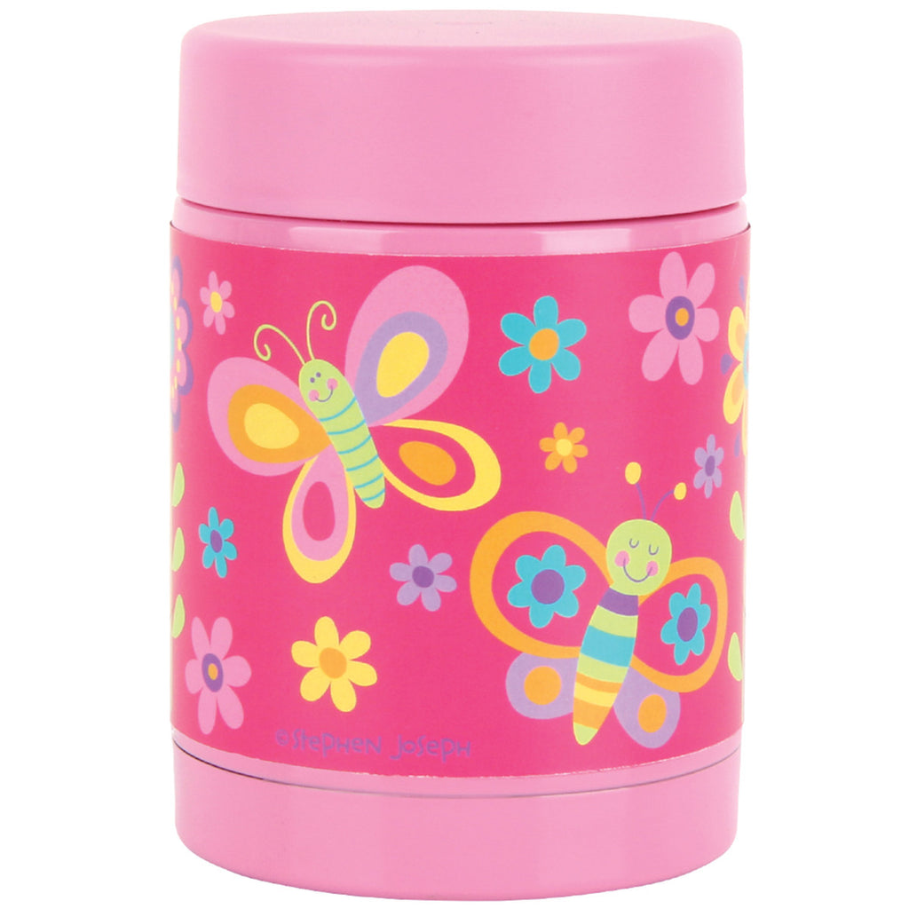 Stephen Joseph Kids Butterfly Hot and Cold Food Thermos
