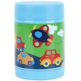 Stephen Joseph Kids Transportation Hot and Cold Food Thermos