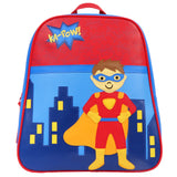 Superhero Go Go Backpack
