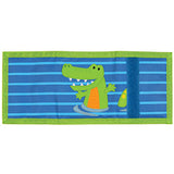 Stephen Joseph Kids Crocodile Wallet