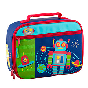 Stephen Joseph Kids Robot Lunch Box