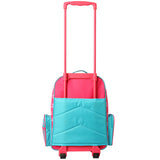 Princess/Castle Rolling Luggage
