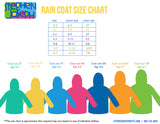 Unicorn Raincoat Size 2