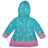 Mermaid Raincoat Size 3