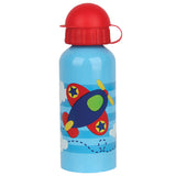 Stephen Joseph Kids Aeroplane Drink Bottle