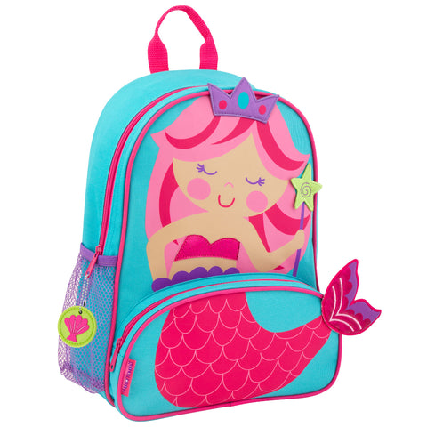 Kids Backpack - Mermaid Sidekick - Stephen Joseph