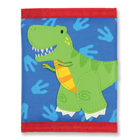 Stephen Joseph Kids Dino Wallet