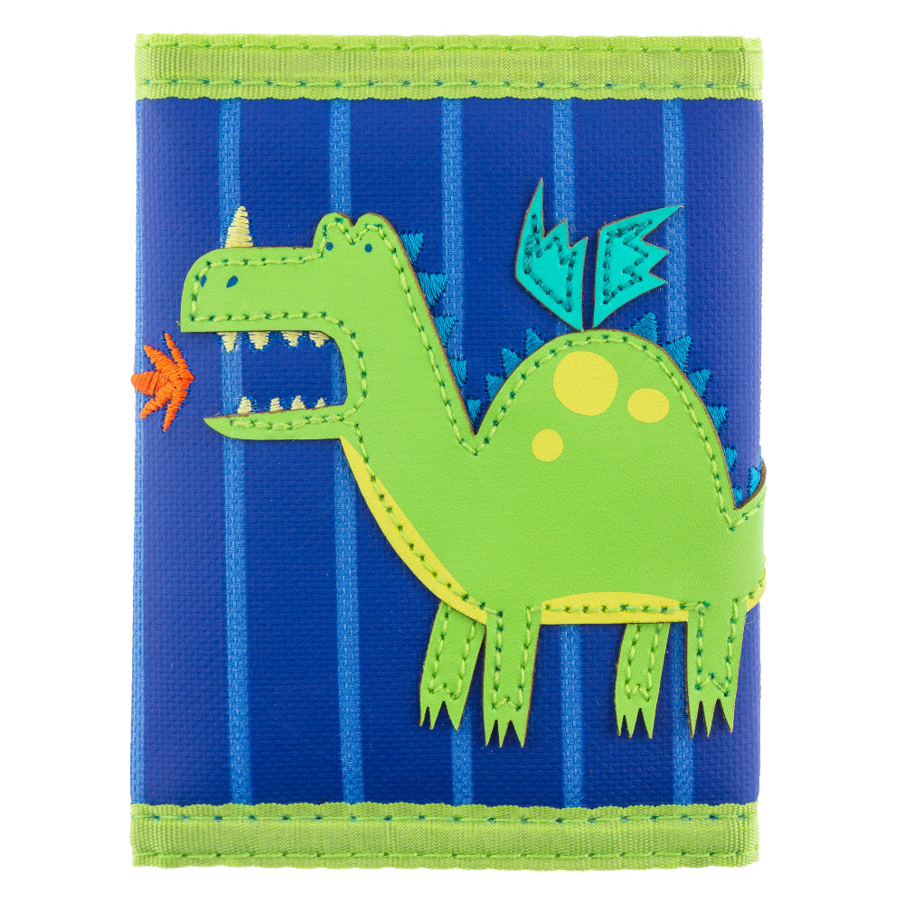 Stephen Joseph Kids Dragon Wallet