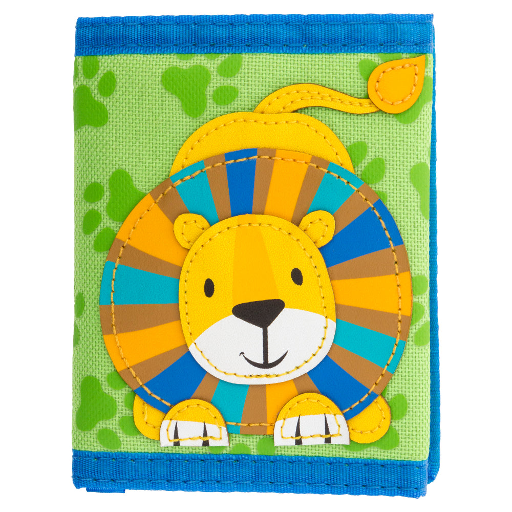 Stephen Joseph Kids Lion Wallet