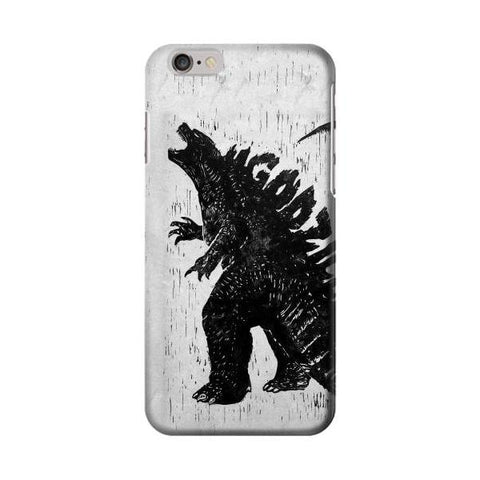 iPhone 6, 6s Case Free Shipping Godzilla Poster