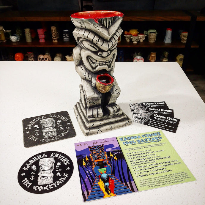 Lava Idol Tiki Mugs #1-16 Have Shipped to Customers!