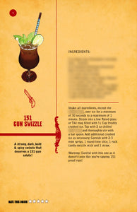 Kahuna Kevin's Tiki Cocktails Volume 2 Bartender's Guide with 52 Unique Polynesian Inspired Rum Drinks