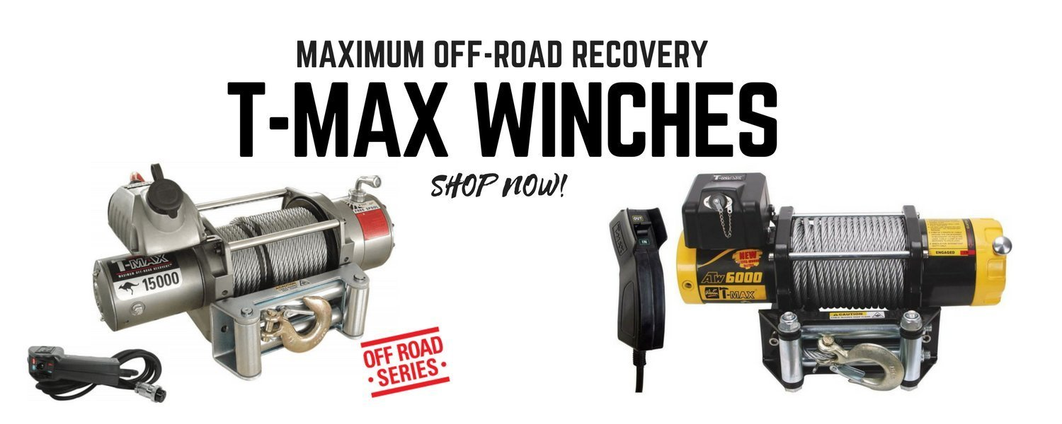Winchworld Australias Largest Range Of Winches T Max Winch Remote Wiring Diagram Welcome To