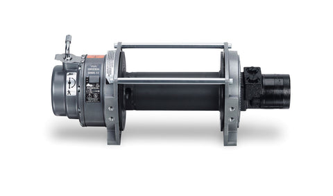 Warn Series 12 hydraulic winch 12000lb / 5400kg