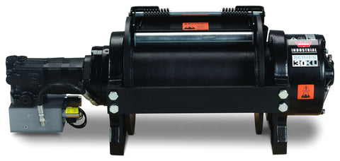 Warn Series 30XL Hydraulic Winch 30000lb / 13608kg (includes tensioner & air clutch)