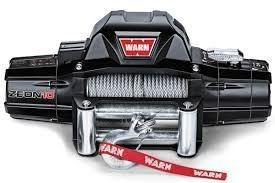Image of Warn zeon 12v winch 30m spydura rope, zeon-8-s-89670