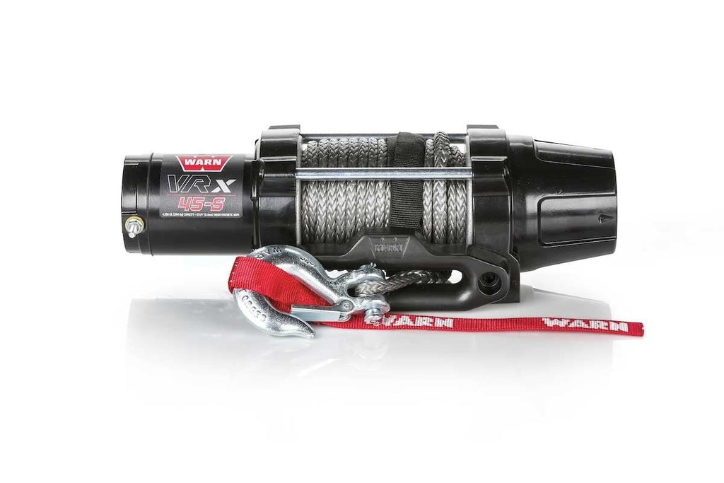 Warn VRX 45-S ATV WINCH 15m Synthetic Rope - 101040