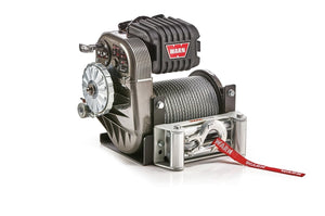 Warn M8274-70 12V High Mount Winch 38m Wire Rope