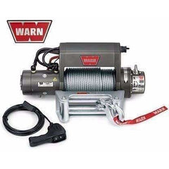 Warn 12v integrated control winch 30m wire rope, xd9000i-27550