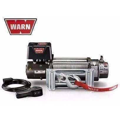 Warn 12v self recovery winch 30m wire rope, cem8000-88502