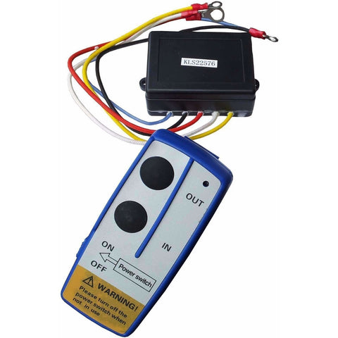 ATV / 4X4 Hydraulic 24V Wireless Remote Kit