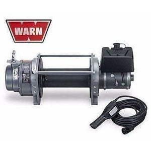 Warn Industrial Dc Hoist 9000lbs Series 9 Dc