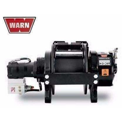 Image of Warn Series 20XL hydraulic winch 20000lb / 9070kg