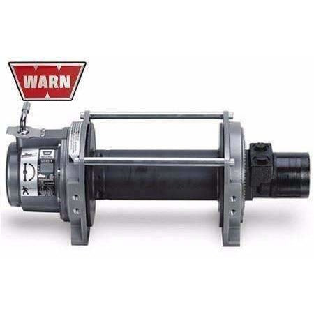 Warn Series 9 hydraulic winch 9000lb / 4100kg