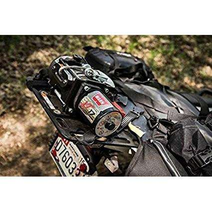 warn atv winch portable synthetic rope, xt17 85700 \u2013 winchworldWarn Xt17 Portable Winch With Controls On Winch 85700 Warn Winch #7