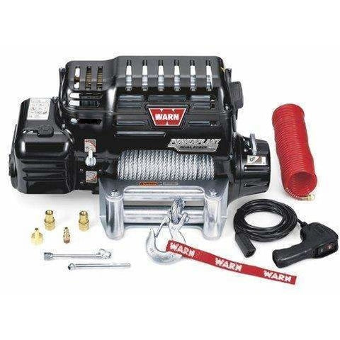 WARN 91801 PowerPlant Air Compressor and Winch  Supersedes (71801)